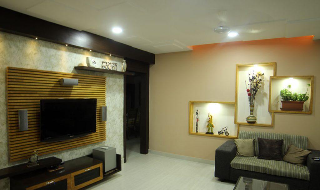 Cutting Edge Design Studio Tv Unit Interior Designers