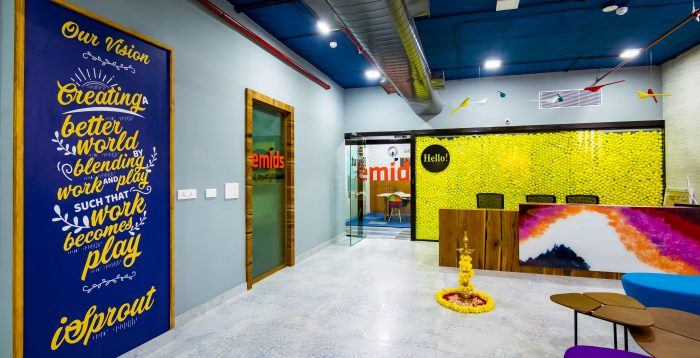 Office Interior Designers in Hyderabad