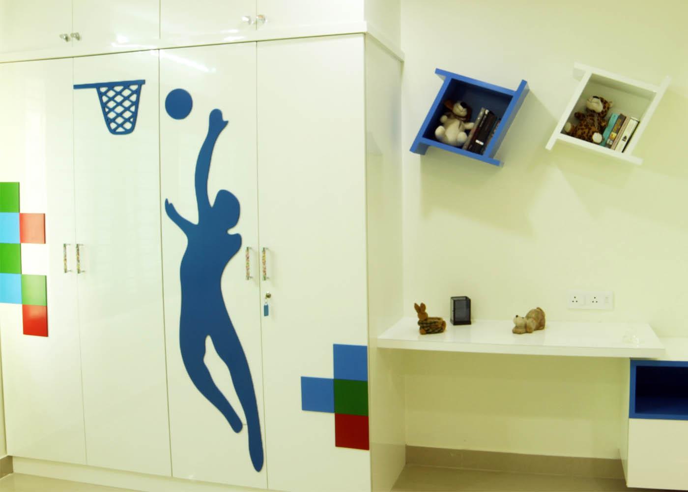 ARTWORK cutting edge interior design