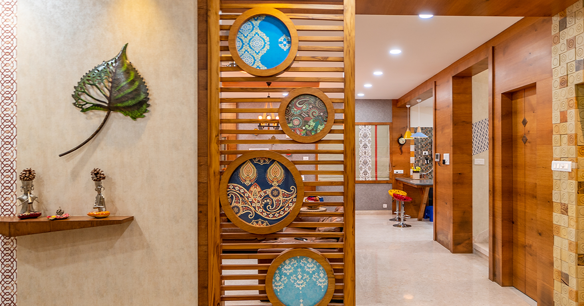 traditional Indian interior designers